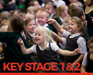 Key Stage 1 & 2